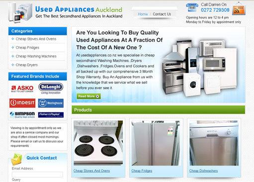 UsedAppliances