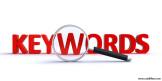 where to put keywords